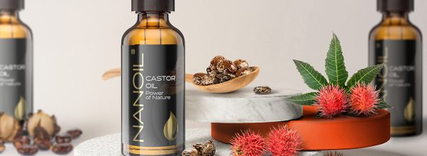 castor oil nanoil pure hair oil